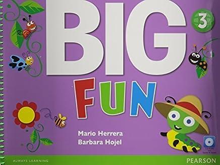 Big Fun 3 SB w/CD-ROM by Mario Herrera Barbara Hojel(2014-07-17)