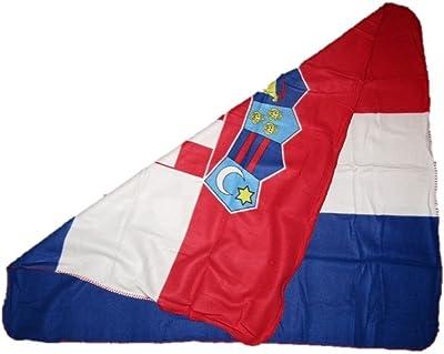Croatia Croatian 50x60 Polar Fleece Blanket Throw