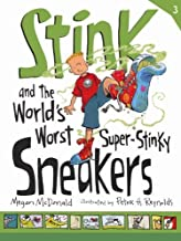 Stink and the World's Worst Super-Stinky Sneakers (Stink (Numbered Pb)) by Megan McDonald (2013-02-12)