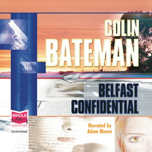 Belfast Confidential  By  cover art