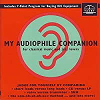 My Audiophile Companion 1 by VARIOUS (1996-04-01)
