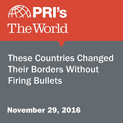 These Countries Changed Their Borders Without Firing Bullets cover art