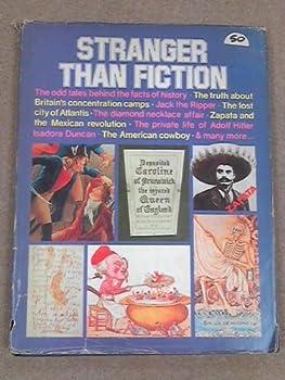 Paperback Stranger Than Fiction (A 'Golden Hands' book) Book