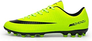 new styles 243fc b1a46 V-Do Breatheable Soccer Shoes Cleats for Men Ladies Unisex Football Boots  Youth Boys