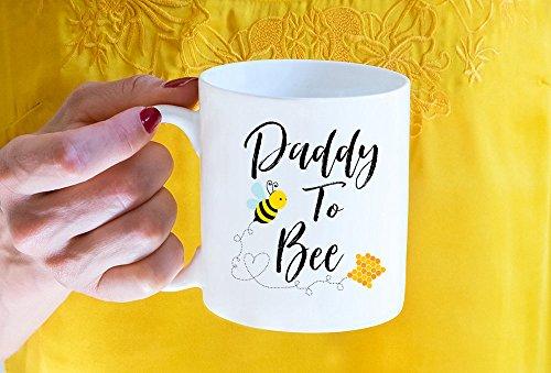 papa te worden bij papa bij baby douche honing bij zwangerschap openbaring geschenken voor vader Geslacht openbaring zwangerschap aankondiging mok