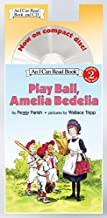 Play Ball, Amelia Bedelia Book and CD (I Can Read Level 2)