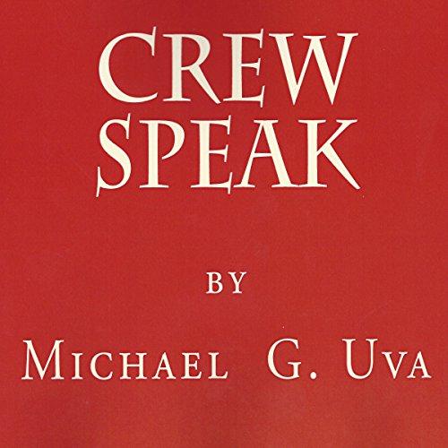Crew Speak audiobook cover art