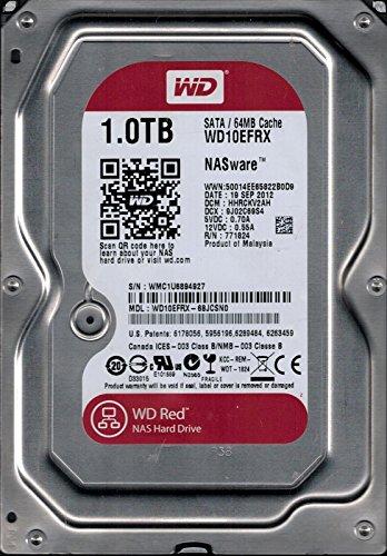 Western Digital wd10efrx-68jcsn01TB DCM: hhrchv2ah