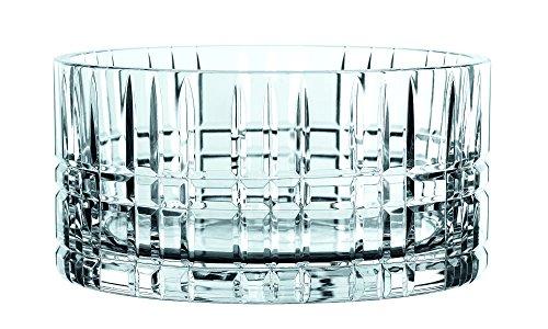 Spiegelau & Nachtmann, Schale, Kristallglas, 23 cm, Square,0097780-0