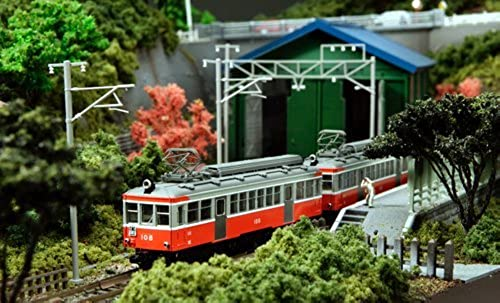 Hakone-Tozan Railway Type Moha2 (2-voiture Set) (Model Train)