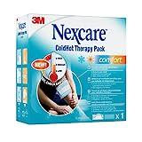 Nexcare ColdHot Comfort Bolsa de Gel Reutilizable para Frío y Calor, con Indicador de Temperatura