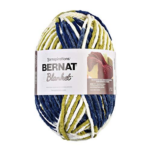 Bernat Oceanside - Ovillo de lana para manta de bebé