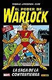 El poder de Warlock: La saga de la contratierra (100%MARVEL)