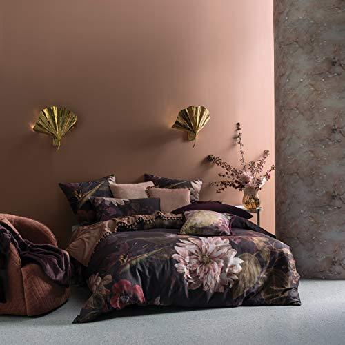 Linen House Neve Duvet Cover Set, Cotton, Multi, Super King