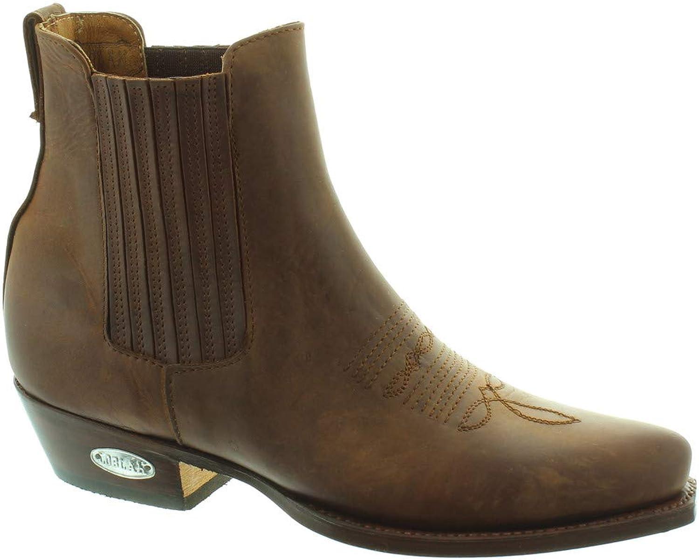 Loblan Loblan Loblan - 298 Western Ankle stövlar in bspringaaa  kvalitetsprodukt