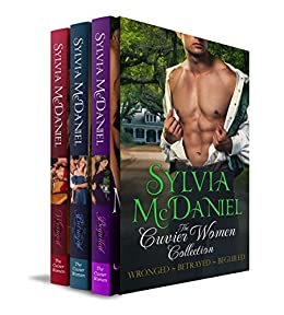 The Cuvier Women - A Historical Murder Mystery Trilogy (Books 1 -3 Boxed Set) by [Sylvia McDaniel]