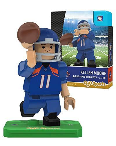 oyo NCAA Boise State Broncos Kellen Moore Gen 2 Spieler, klein, schwarz