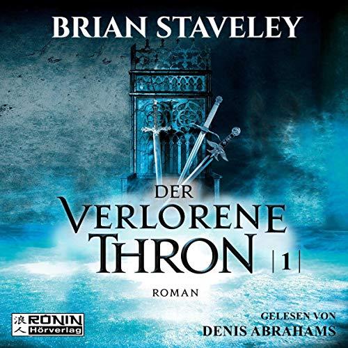 Der verlorene Thron audiobook cover art