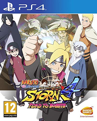 Naruto Shippuden : Ultimate Ninja Storm 4 Road to Boruto Jeu PS4