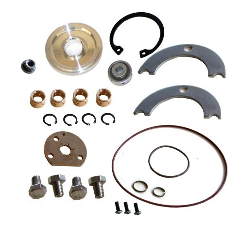 Turbo Rebuild Kit Repair Kit for Nissan 300ZX Z32 VG30DETT Twin Garrett TB2209 360 Degree Dynamic