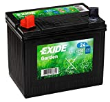 Exide U1L-250 (4901) 896 Lawnmower Battery MINI TRACTOR MOWER RIDE ON LAWN MOWER...