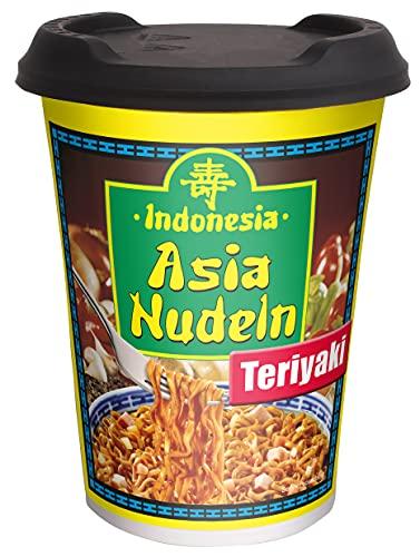Indonesia Asia Nudeln Chicken Teriyaki - Instant Nudeln im praktischen Cup