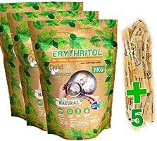 Dulcilight Eritritol 3kg suikervervanger 100% natuurlijk en zonder calorieën