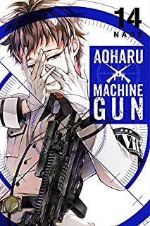 Aoharu X Machinegun, Vol. 14
