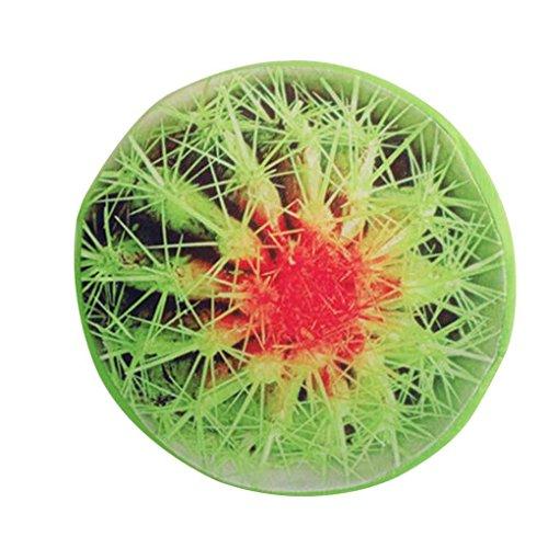 Regard Natral 3D Fruit Creative siège d'oreiller en Forme de Coussin Canapé d'oreiller en Peluche Cadeaux