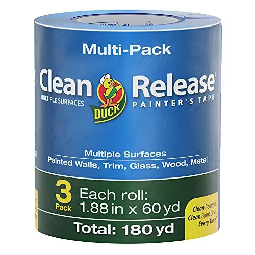 Cinta de pintor Duck Clean Release, Azul, 240461