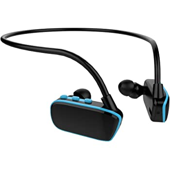 WINTECH 防水型デジタルオーディオプレーヤー  ブラック AMP-624WP