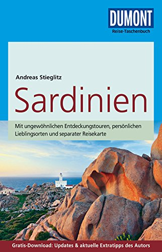 Stieglitz, Andreas<br />DuMont Reise-Taschenbuch Reiseführer Sardinien