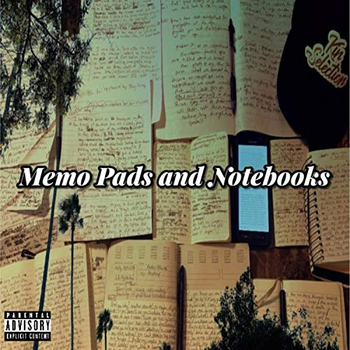 Memo Pads and Notebooks [Explicit]