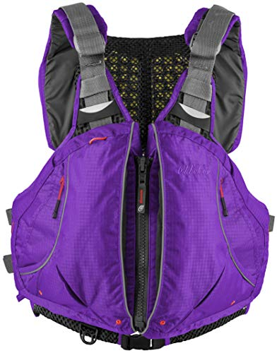 Old Town Solitude Women's Life Jacket (Grape, S/M)