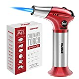 Butane Torch, Kollea Kitchen Blow Torch Refillable Cooking Torch Lighter, Mini Creme Brulee Torch...