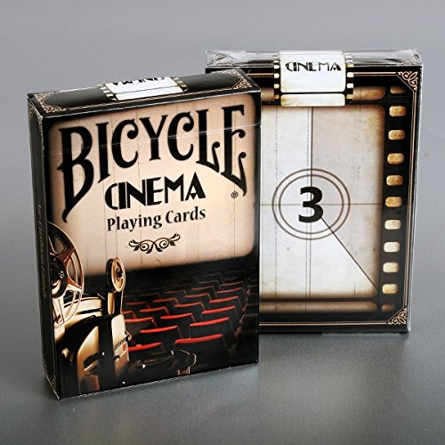 Bicycle Cinema Playing Cards Deck C…