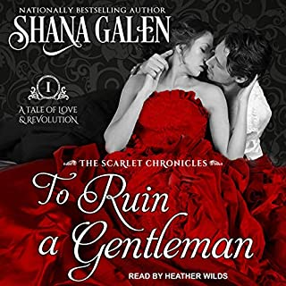 To Ruin a Gentleman cover art