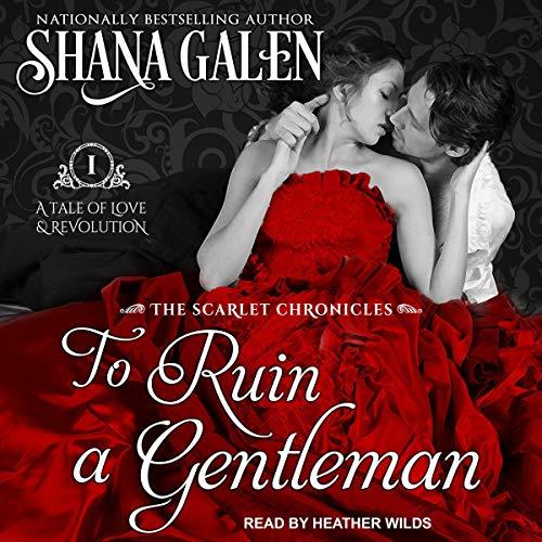 To Ruin a Gentleman cover art