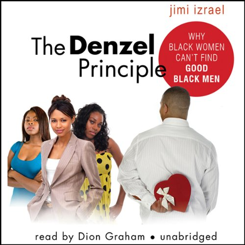 The Denzel Principle audiobook cover art