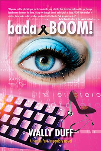 bada-BOOM!: The Hamlin Park Irregulars, Book Three (English Edition)