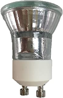 8 x GU10 mini led 35mm dia 2w remplacer 35w halogène chaud /& blanc froid 220-240v