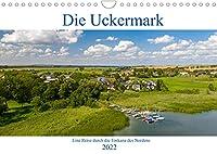 Die Uckermark - Eine Reise durch die Toskana des Nordens (Wandkalender 2022 DIN A4 quer): Reizvolle Landschaften und Orte der Uckermark (Monatskalender, 14 Seiten )