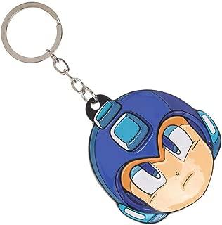 Mega Man Charm Keychain