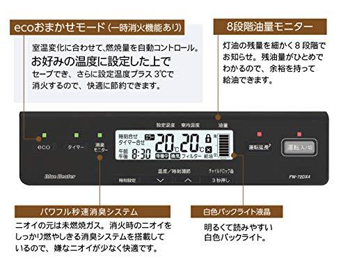Dainichi(ダイニチ)『石油ファンヒーター(FW-72DX4)』