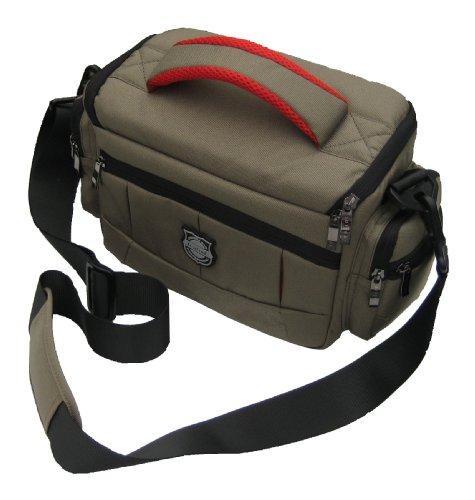 Jealiot fácil acceso bolsa para cámara SLR para Canon EOS 60d, 600d,...