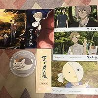 夏目友人帳 ニャンコ先生 映画 劇場版 夏目 7点セット 特典 紙類