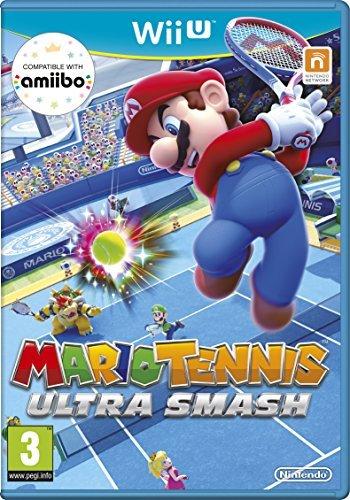 Mario Tennis: Ultra Smash (Nintendo Wii U) by Nintendo