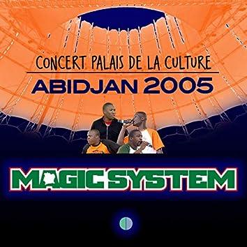 Concert Palais de la Culture Abidjan 2005 (Live)