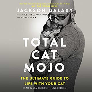 Total Cat Mojo audiobook cover art