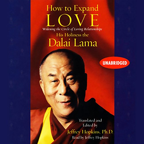 How to Expand Love audiobook cover art